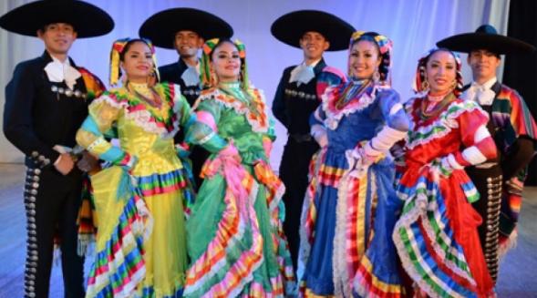 Colombia y m xico se unen en festival yucat n de danza Noticias del espectaculo mexicano